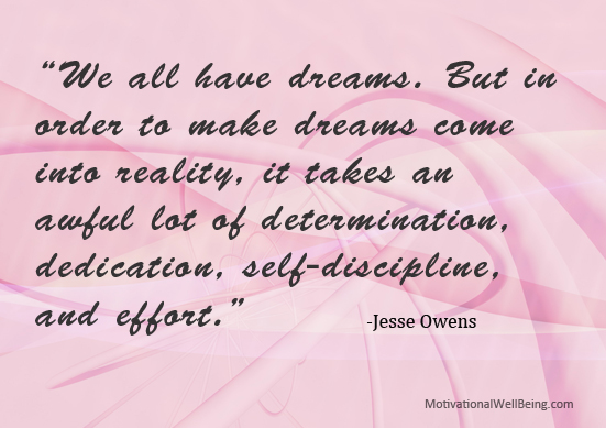 Dream Quotes - MotivationalWellBeing