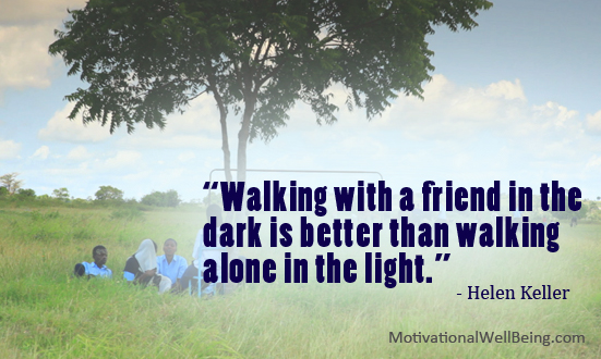 The Best Friendship Quotes And Sayings Delectable Walking Quotes