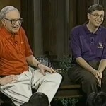 Warren Buffet and Bill Gates on Success (Video)