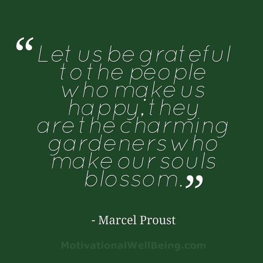 Collection of Gratitude Quotes