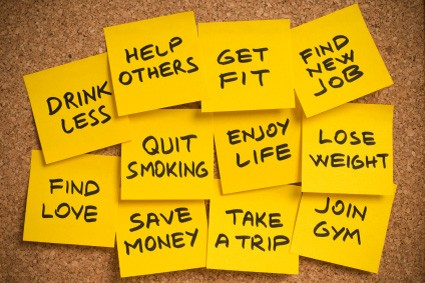 new years resolutions 2014